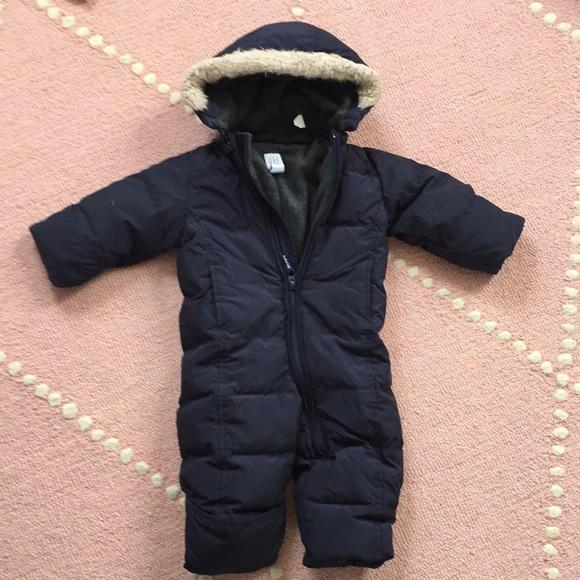 bf2c557d1724 Baby Gap Snow Suit
